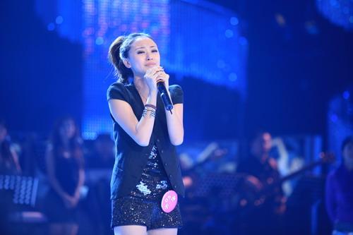 张燕妮第二轮淘汰对决不敌于洋终败北