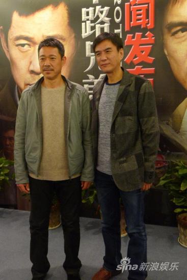 张丰毅《半路兄弟》热播戏里戏外三段兄弟情