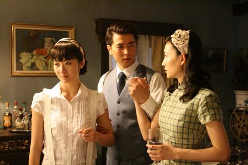 《上海迷案-1937》热拍保剑锋身陷情爱两重天