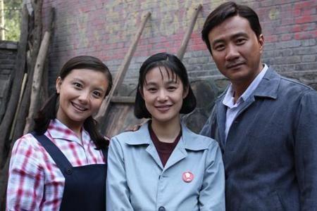 《金婚风雨情》主演孙茜:用心演绎中国式女人