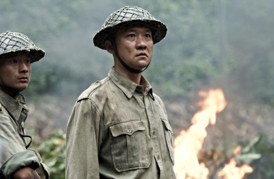 韩绍功总是自在战斗前线