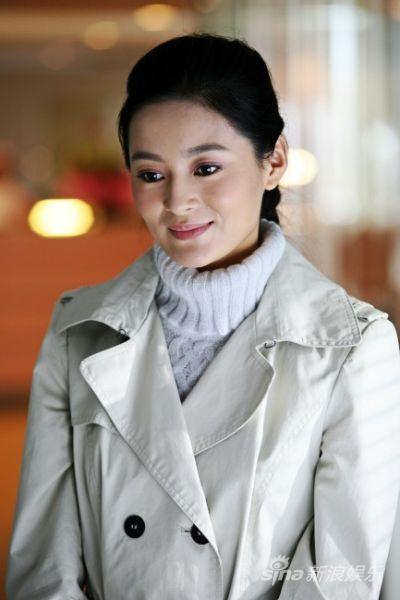王媛可饰女博士