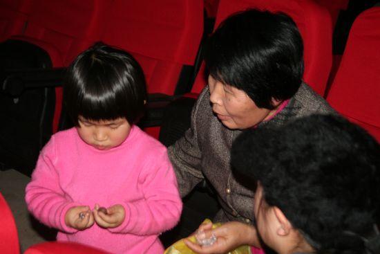 郑玉萍与王启周的女儿