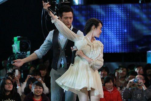 杨瑞安心起舞