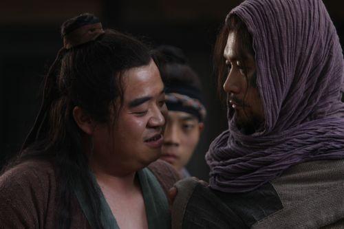 新版《水浒传》经典桥段之杨志卖刀