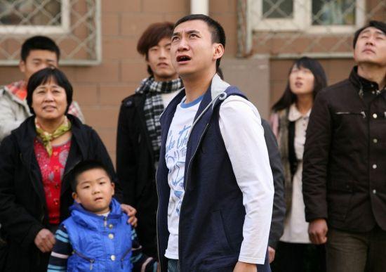 观众对贾伟饰演的马晓军既爱又恨