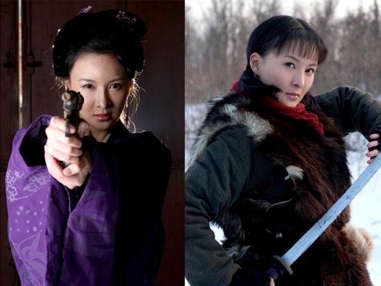 年代的中国女特工的传奇