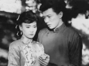 刘雪华与张佩华因拍《六个梦》而相恋,但喜情爱条护持了几个月