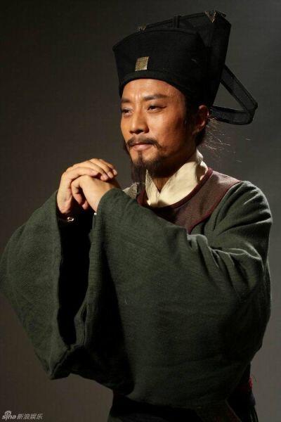 张涵予版宋江被认为神形兼备,在首日播出中收获网友好评