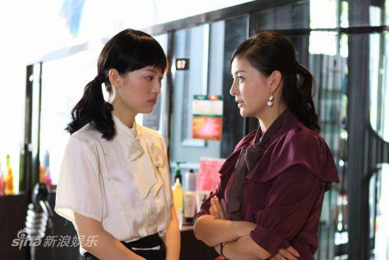 刘娜萍和戴娇倩《完美丈夫》剧照