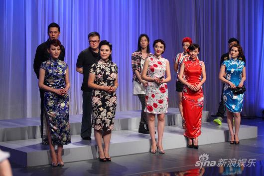 七十二家房客美女老上海风情经典图片寻找新主播美女