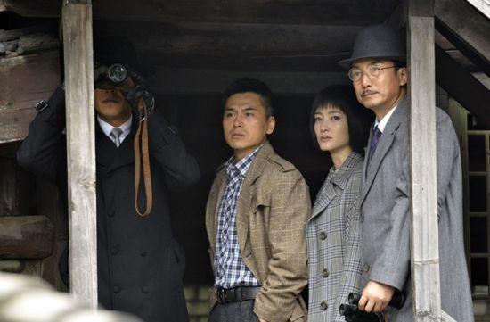 电视前沿>特工新浪娱乐讯电视剧《五号电影组2》日前在京杀青最全的正文电视剧播放图片
