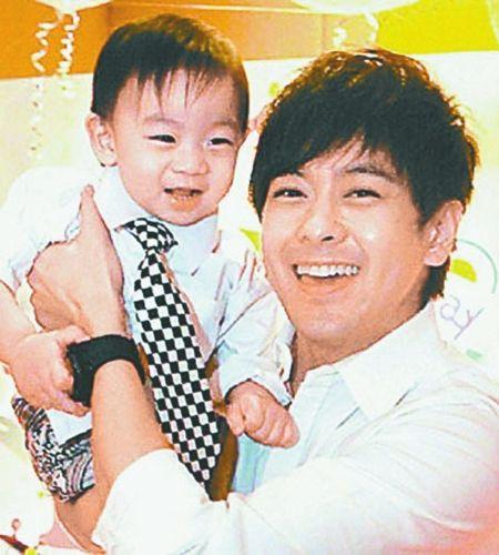 林志颖和儿子
