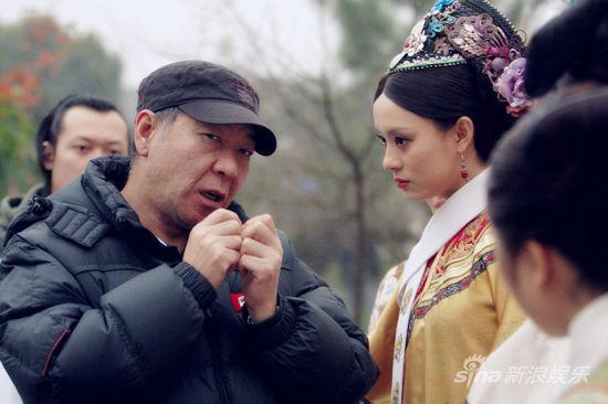 《后宫甄�执�》郑导给孙俪讲戏