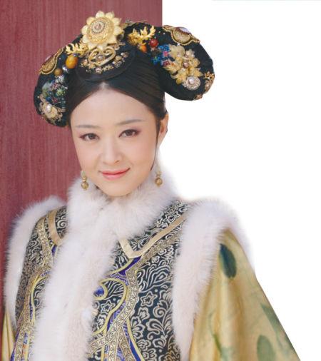 蒋欣《甄嬛传》饰反派