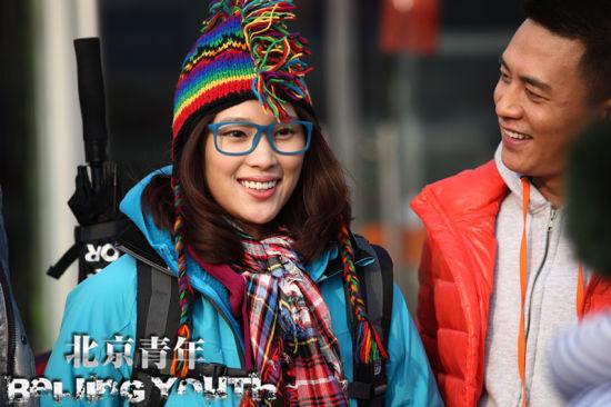 昨日,王越终于现身《北京青年》,于何西,何北偶遇,靓丽的外形更是让姚图片