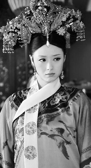 《后宫甄嬛传》华妃 蒋欣(饰)
