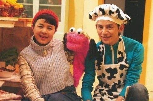 何炅金龟子当年共同主持儿童节目