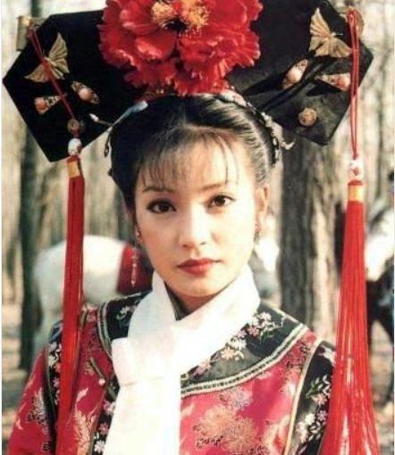 赵薇饰演的《还珠格格》是一代人心目中的经典