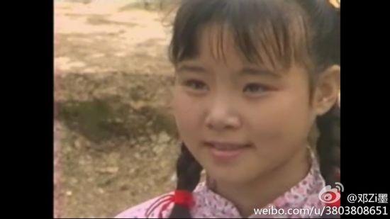 龚琳娜14岁曾演电视剧