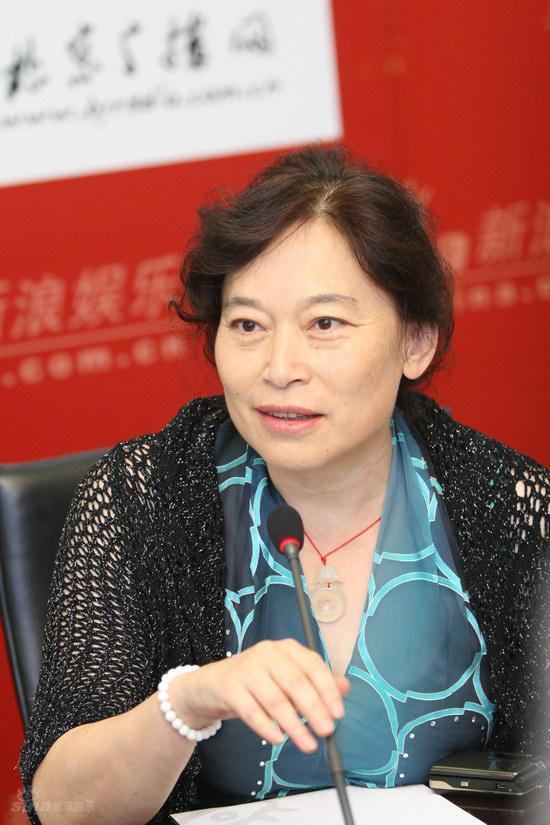图文:北京人民广播电台总编陆莹女士