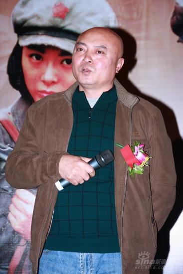 图文:《浴血坚持》--导演杨军