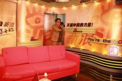 实录:吴宗宪独家做客新浪宣布全面退出娱乐圈