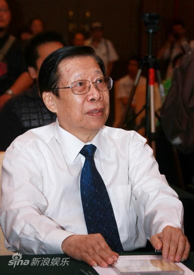 图文:《牡丹亭》发布会--前中央电视台台长杨伟光