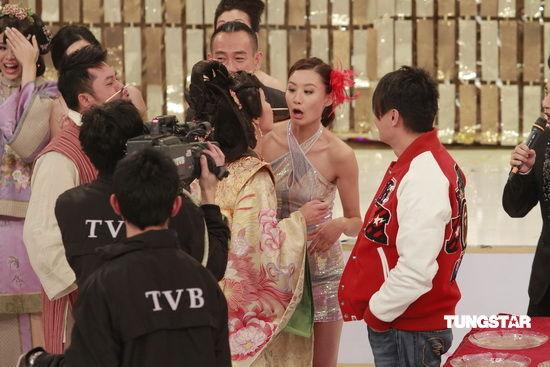 图文:TVB42周年台庆--大玩成人游戏