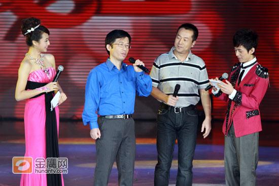 图文:2010湖南春晚现场-《妈呀!中国》