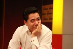 实录:陈宝国做客聊《茶馆》完成学生时代梦想