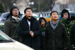《北京爱情故事》热拍陈思成逼李晨跳楼(组图)