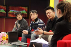 实录:《秦俑》主创做客杜淳称好像拍了三部戏