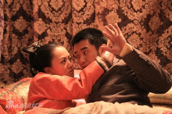 图文:《欢喜婆婆》开播 高昊杨蓉床戏