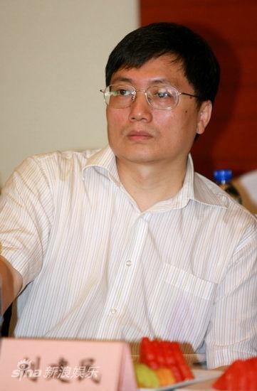 《工人日报》文化部主任刘建民