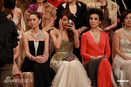 tvb颁奖礼2011_> 正文    新浪娱乐讯 2011年12月5日晚,tvb一年一度的台庆颁奖礼\