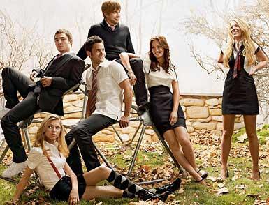 CW台公布各剧归期《绯闻女孩》4月21日复播