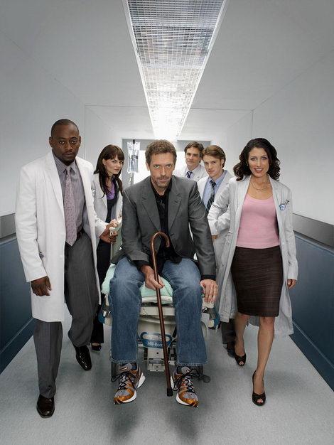 《豪斯医生》第5季男女主角关系进一步发展(图)