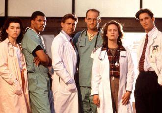 美国一周收视:《美偶》登榜首《急诊室》落幕