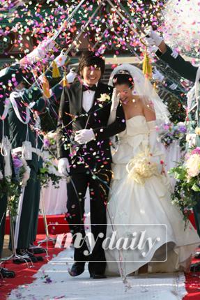 《传闻中的七公主》举行特别婚礼