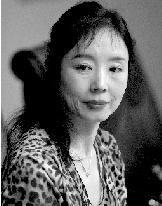 严歌苓讲述日本女人在中国