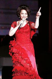 蔡琴北京开个唱继续回忆名曲背后的故事(图)