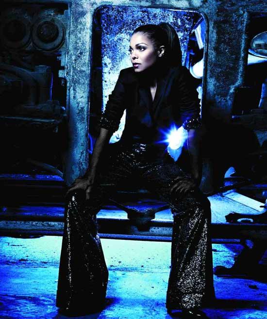 珍妮-杰克逊新碟首周卖20万张回归公告牌榜首