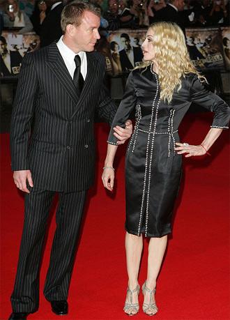 歌坛天后麦当娜与盖瑞奇发表声明证实离婚