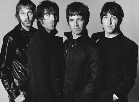 Oasis主音访谈:和rollingstones一样著名