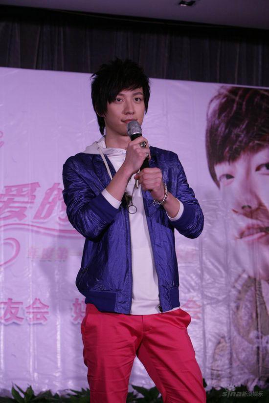 乔任梁《可爱的你》上海首唱 将与千位歌迷过节