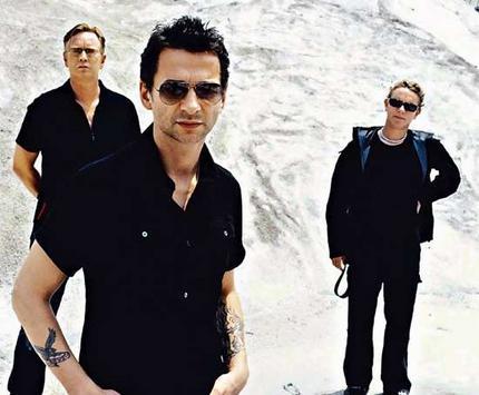 DepecheMode夏季进行北美巡演宣传新专辑(图)