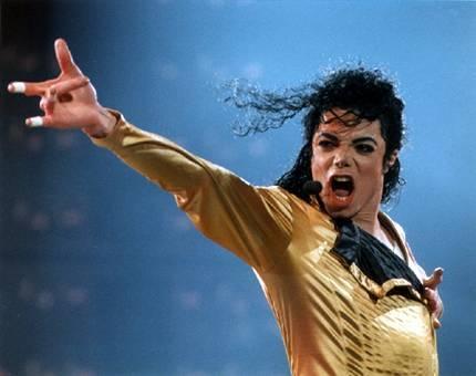 施瓦辛格:杰克逊是音乐界的标志性人物(图)