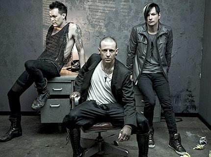 LinkinPark主唱Chester组新乐队将发新专辑