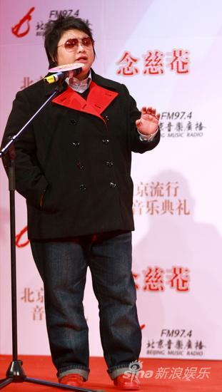 快男超女成中歌榜最强力量周杰伦蔡依林入围